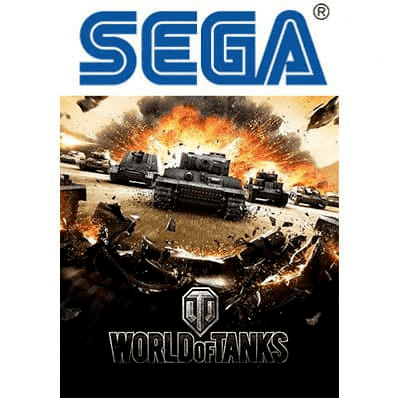 Картридж для Сеги World of Tanks