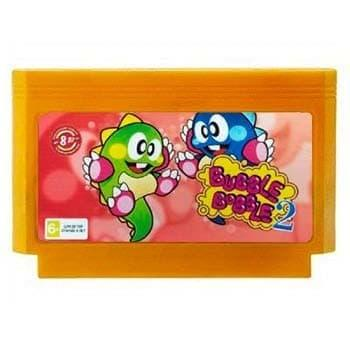 Картридж для Денди Bubble Bobble 2