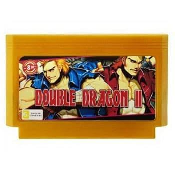Картридж для Денди Double Dragon 2