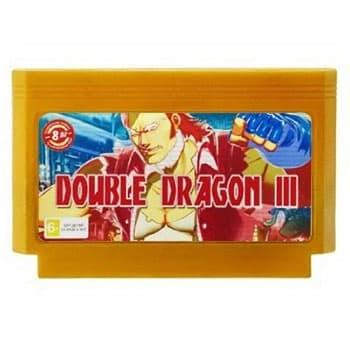 Картридж для Денди Double Dragon 3
